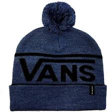 VANS - Drop V Beanie -Delft Heather -  - Skateboard Snowboard Surf Beanie / Hat