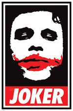 JOKER - OBEY POSTER 24x36 - DC COMICS DARK KNIGHT BATMAN 3046