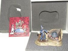 W BRITAIN MERLINS CAVE & MERLIN REF 41137 MINT BOXED FREE UK P&P ARTHURIAN RANGE