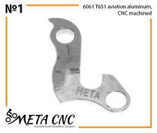 Derailleur hanger № 1, META CNC, analogue PILO D16