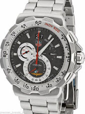 TAG Heuer Stainless Steel Strap Sport Wristwatches
