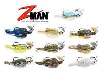 Z-Man Project Z Chatterbait 1/2Oz Fishing Lure Bass, Walleye, Trout ZMan Baits