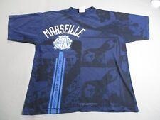 FP026 Tee Shirt OM Olympique Marseille Kick Youth