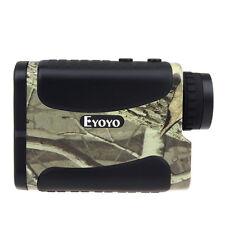 Camo 1000Yd Laser Range Finder Distance Speed Measure Telescope For Hunting Golf