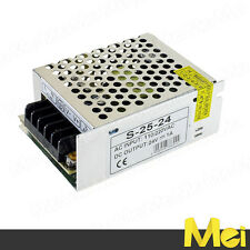 H020 alimentatore trasformatore per striscia  LED 24V 1A 24W stabilizzato