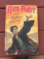 Harry Potter and the Deathly Hallows 7 First Edition J. K. Rowling 2007