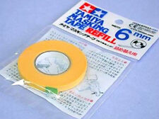 RC Accessories Tamiya Masking Tape Refill 6mm For Modelling