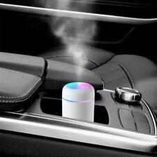 Difusor de Aire 300ml USB Aroma De Aceite Silder Mute Humidificador Ultrasónico spray coche