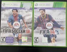 XBOX 360 FIFA 13 & 14