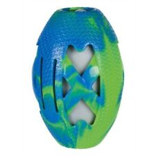 Rugby Ball, Tpr/fabric 15cm - Trixie Dog Toy Ball Floats New Pet