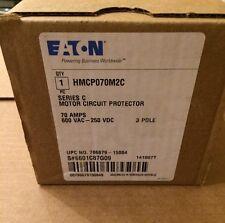 HMCP070M2C  Cutler Hammer Eaton HMCP070M2 Motor Circuit Protector MCP