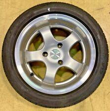 4x Felgen + Reifen: 6J x 15H2 3x112 ET25 / 6,5J x 15H2 3x112 ET5, ALUETT, Smart