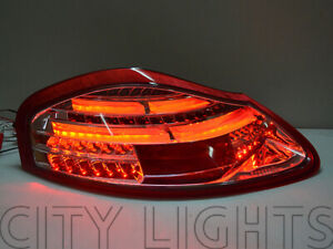 Porsche Boxster 986 LED Tail Lights 1996 1997 1998 1999 2000 2001 2002 2003 2004