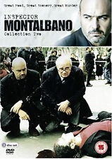 INSPECTOR MONTALBANO - COLLECTION TWO - DVD - REGION 2 UK