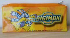 Astuccio Digimon Digital Monster Rai Trade Scuola School Bambini Children Nuovo
