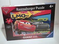 Ravensburger Disney Pixar Cars 3 Giant Floor Jigsaw Puzzle - 60 Pieces 4+