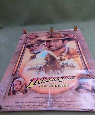 """Indiana Jones and The Last Crusade 1989 Original 27"""" x 41"""" Movie Poster (Rolled)"""