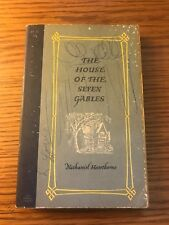The House of the Seven Gables by Nathaniel Hawthorne Vintage 1958 Pocket Edition