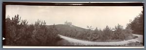 Panorama Kodak, Philippe VIII duc d'Orléans Vintage silver print. Provenance : u