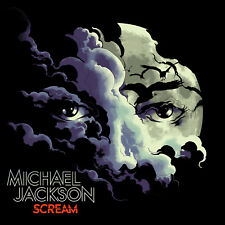 Michael Jackson-SCREAM-New Marbled Vinyl LP (Glow au DK)