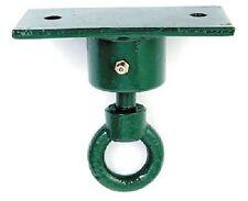 Tire Swing Swivel- Green swing hook hardware tyre backyard patio swing X522