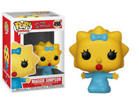 Funko POP! Vinyl Figure Maggie Simpson (The Simpsons) #498