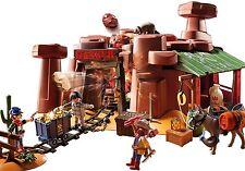 Playmobil 5246 western goldmine-multicolore