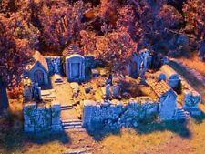 Noch H0 58585 - Grusel-Friedhof   Neuware