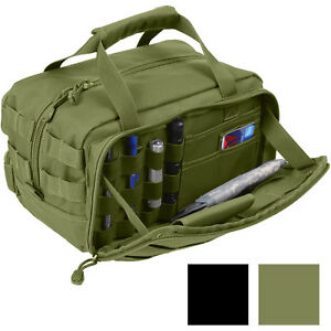 Tactical Tool Bag Waterproof Multi Pocket Durable Carry Pack MOLLE Military Army