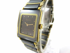 RADO Diamonds HIGH TECH CERAMICS DIASTAR 153.0283.3N Quartz Watch [745]