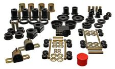 ENERGY SUSPENSION 3.18130G BLK MASTER BUSHING KIT FOR 1993-2002 PONTIAC FIREBIRD