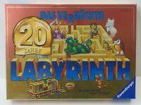 Ravensburger -  Das verrückte Labyrinth Limitierte Auflage 20 Jahre - NEU NEW