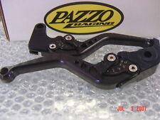 PAZZO LEVERS Yamaha FZ10 FZ-10 MT10 2016 - 2018 BLK/BLK