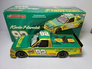 2005 Kevin Harvick #92 Yardman Liquid Color 1:24 NASCAR Action Die-Cast MIB