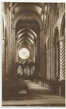 Judges Postcard 'In Durham Cathedral', Durham City, Co. Durham