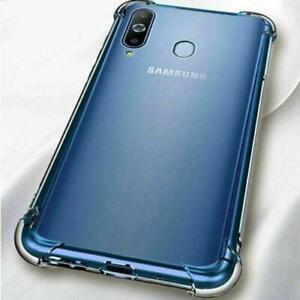 CLEAR Case For Samsung Galaxy A10s A20 A30 A20e A40 A50 A90-5G Gel Shockproof