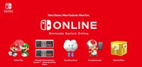 Nintendo Switch Online - 12 Months Membership (Insta act - Jan 2021) PLEASE READ