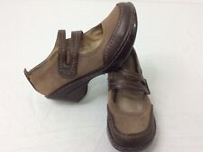 J-41 Womens Size 8 Espresso Brown Kobe Mary Jane Strap Shoe VEGAN Comfort Shoes