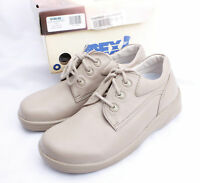 Apex Ariya Oxford Y540 Women's Taupe Lace up Size 6 M Style Comfort