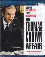 Thomas Crown Affair (2012, REGION A Blu-ray New) BLU-RAY/WS  BLU-RAY/WS