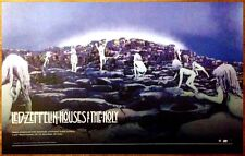 LED ZEPPELIN IV Houses Of The Holy | Zoso Ltd Ed RARE NEW Litho Poster Display!