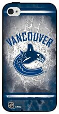 Total of 5 Iphone 4/4s Vancouver Canucks You get 5 in one sell Nice gift Strong