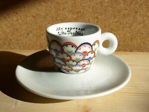 ► ILLY ART COLLECTION ► GILLO DORFLES 2016 ◄ ESPRESSO TASSE CUP ◄ NEU NEW ◄