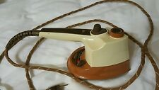 Vintage Sunbeam Iron 10-23 Travel Size Cloth Cord