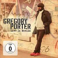 Gregory Porter - Live IN Berlino New DVD