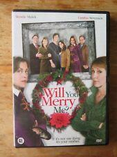 Will you merry me - dvd - kerst - nieuw