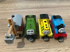 Take N Play Trains Lot Of 4 From Thomas & Friends The Tank engine Christmas #3