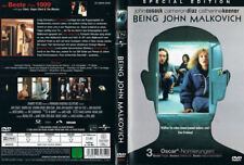 BEING JOHN MALKOVICH --- Fantasykomödie --- Special Edition ---