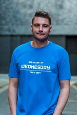 Sheffield Wednesday T-shirt '150 Years of Wednesday' SWFC New with tags Large