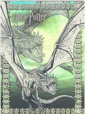 Harry Potter Goblet Of Fire Prismatic Foil Chase Card R7